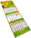 Kalendarz trójdzielny Maxi
