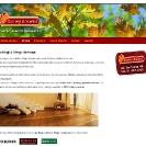 Portfolio: Strony internetowe: Barwy Drewna