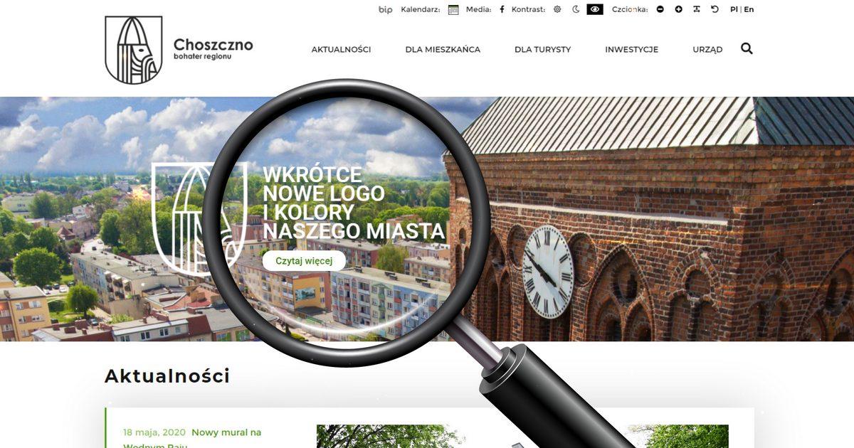 Choszczno.pl pod lupą